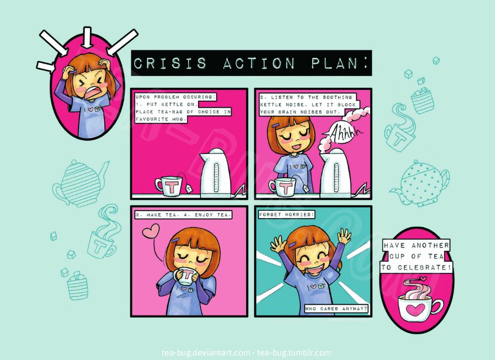 Tea Crisis Action Plan by tea-bug