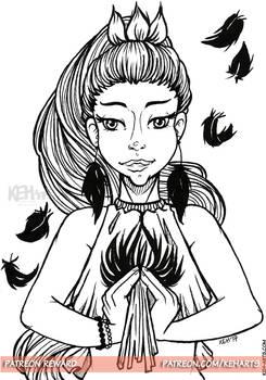 Patreon Reward | Princess Shaalin