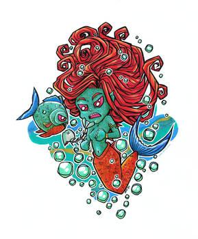 Mermay 2020 | Piranha Chibi