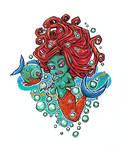 Mermay 2020   Piranha Chibi