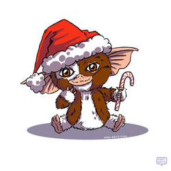 Patreon Request   Christmas Gizmo