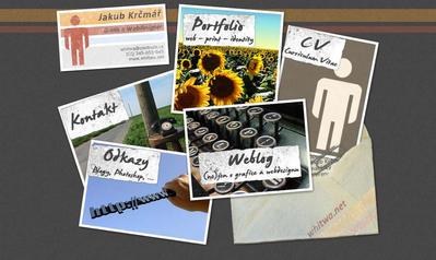 Design for my website