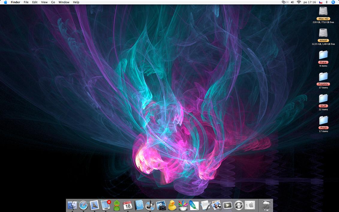 My Desktop by whitwa