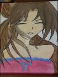 Fail Anime Painting by paularjfv99