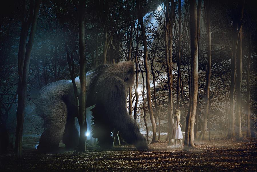 Met a Monster Friend by Velmont-Ramz