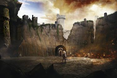 The Arena by Velmont-Ramz