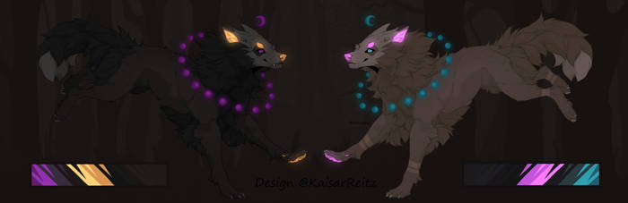 Canine Adopts by KaisarReitz