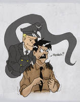 Heydrich is back by Ad1er