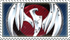 Storm Hawks logo stamp by Ad1er