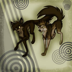 Wolves by kimba16