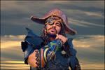 Steampunk Sky Captain