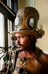 Steampunk Overlord 8