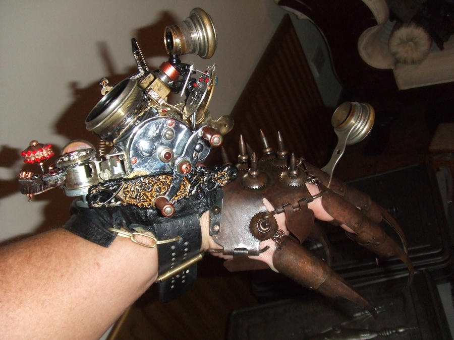 steampunkoverlord time by overlord-costume-art