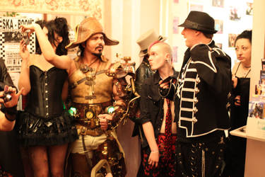 steampunk overlord party1 by overlord-costume-art