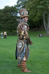 steam cirquepuink by overlord-costume-art