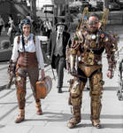 steam punk  k