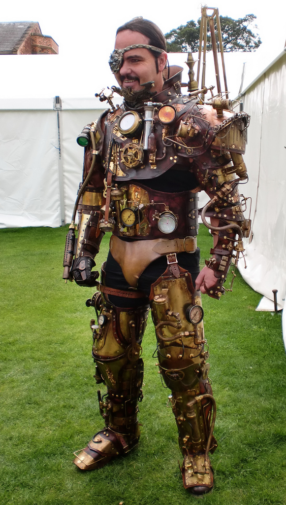 steampunk overlord by overlord-costume-art on DeviantArt