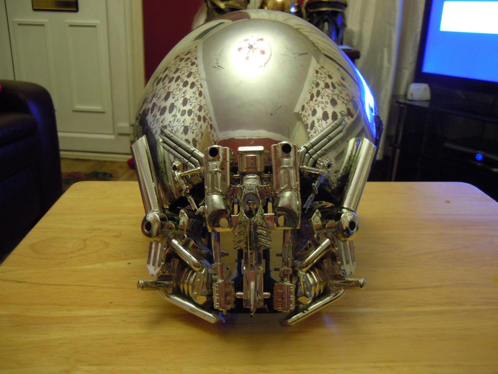 alien astronaut/ Ancient Astronaut steampunk cyber by ...