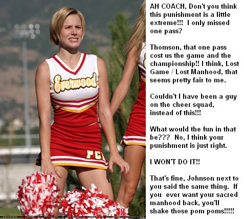 cheerleader slut stories