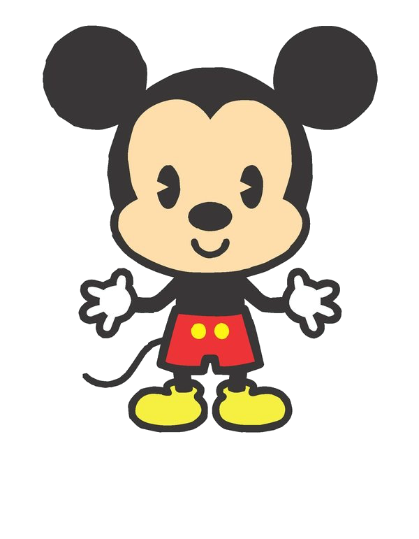 Cute Mickey Mouse PNG YoyangSwift13 By Yoyangswift13 On