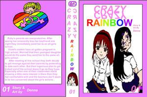 Crazy Crazy Rainbow by Denna