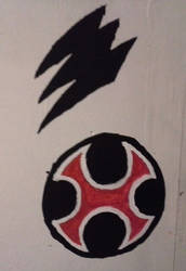 Gekiranger and Hurricanger Symbols