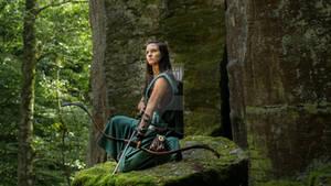MCC: LORD OF THE RINGS: Dunedain (female) 5