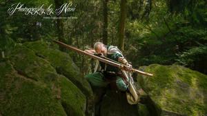 MCC: LORD OF THE RINGS: Dunedain (male) 20