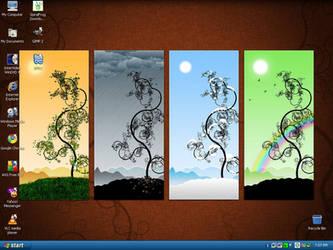 February Desktop 2009 by GentlemanGezzy