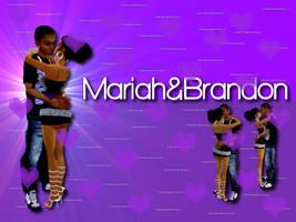 Mariah+Brandon by GentlemanGezzy