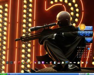 April 2010 Desktop by GentlemanGezzy