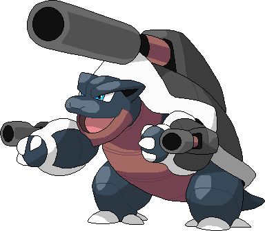 Ray the Blastoise- Mega Evolution by TheGreatPikminZX on ...