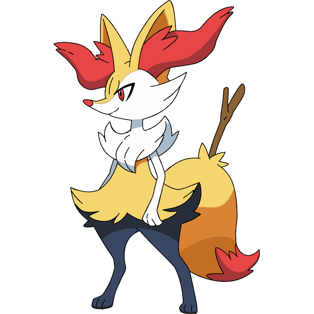 Base 5~ Braixen by The...