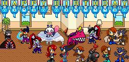Franky's Birthday by TheGreatPikminZX