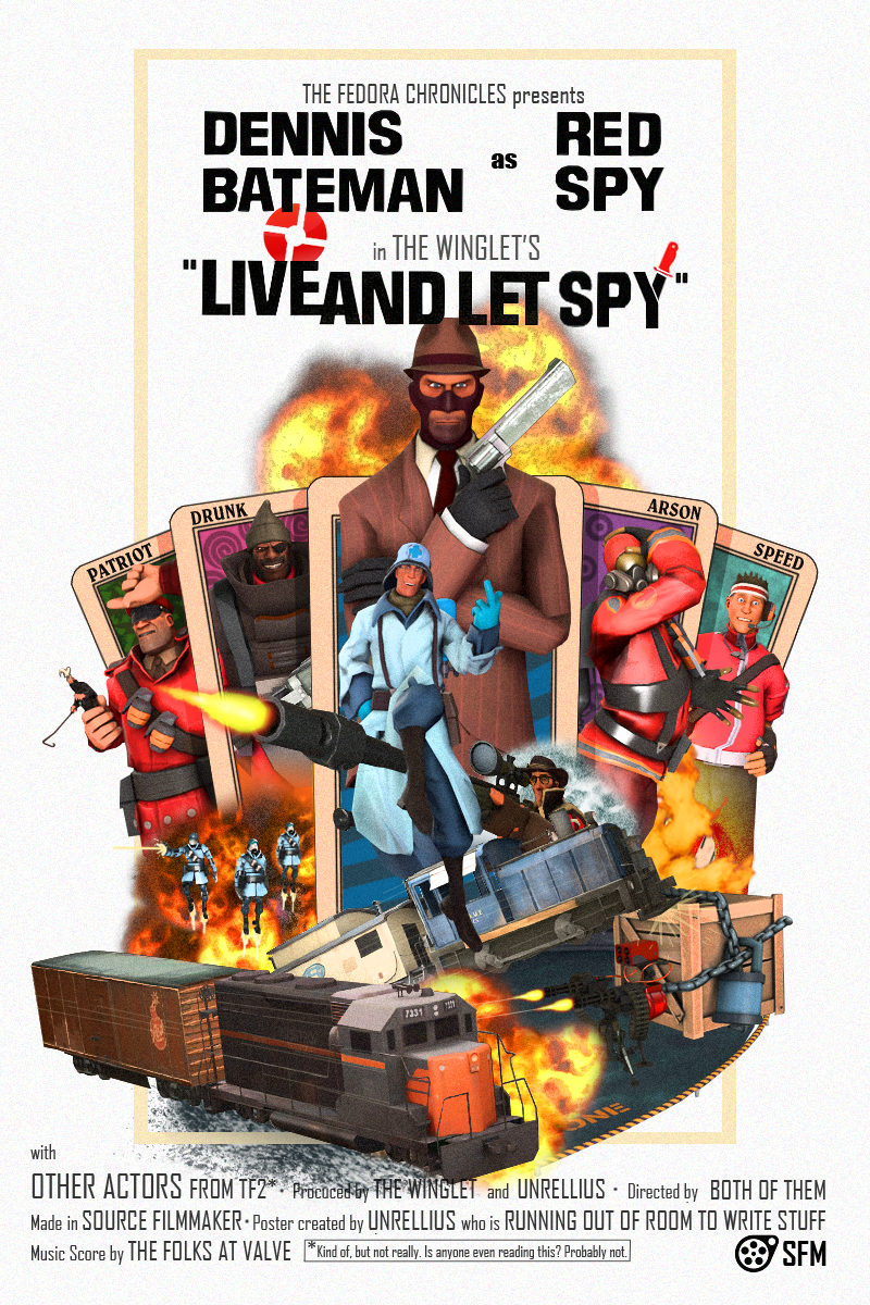 Live And Let Spy By Unrellius On Deviantart