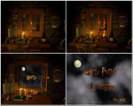 Harry-potter -- animation