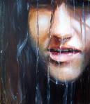 Water Self Study Acrylic