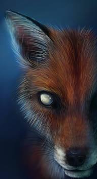 Big Ugly Ol' Fox by ToySkunk
