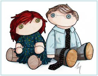 Dollies by ToySkunk