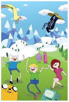 Happy Adventure Time!
