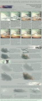 Tutorial: Painting Sky in PS