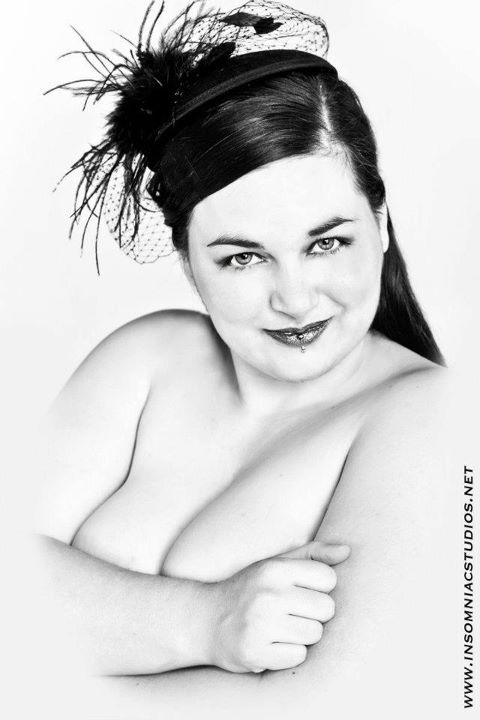 Black and White Beauties - Sugar C Burlyq by InsomniacStudios