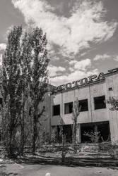 Pripyat restaurant