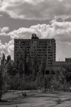 Pripyat house