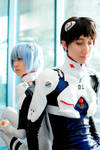 NGE: First and Third