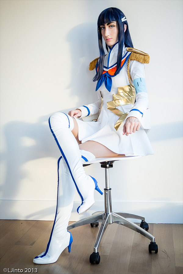 KILL la KILL: HAIL SATSUKI SAMA by 06TATTO