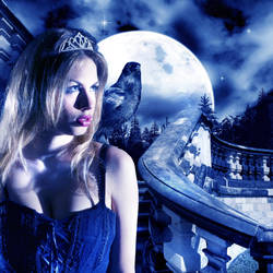 princess of the night by peroni68