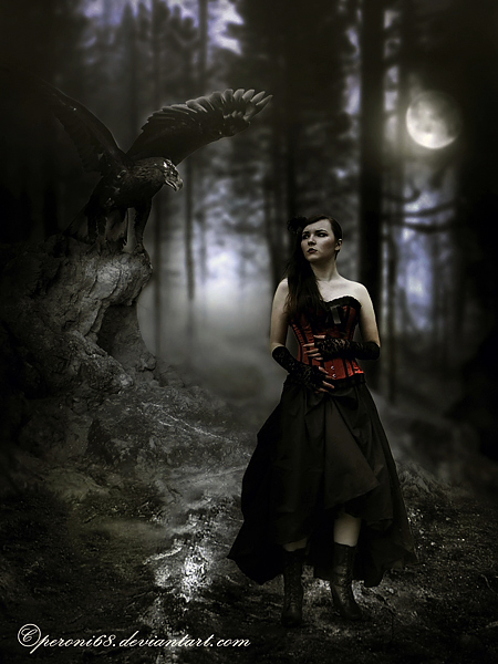 Black Eagle by peroni68