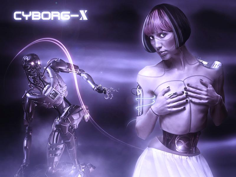 Cyborg-X by peroni68