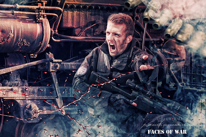 Faces of War by peroni68